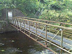 De brug die misschien wel op instorten stond