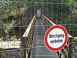 De verboden brug