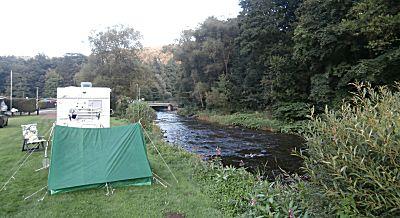 Op camping nummer 2