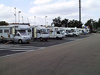 Camperplaats in Sint Truiden