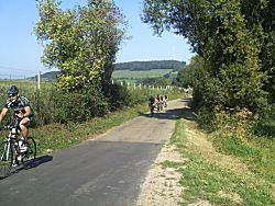 Zelfs voor fietsers aan de kant