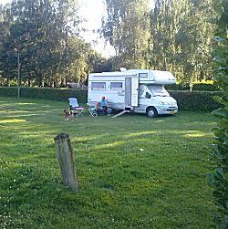 Camperplaats in Leiting bij Ponypark